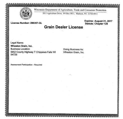 Grain Dealer