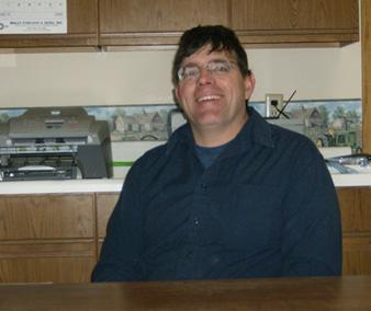 Jeff Klaustermeier- Owner of Quality Grain Services